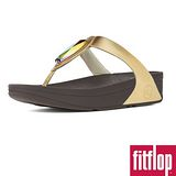 FitFlop™-(女款)CHADA™(LEATHER) -薄金