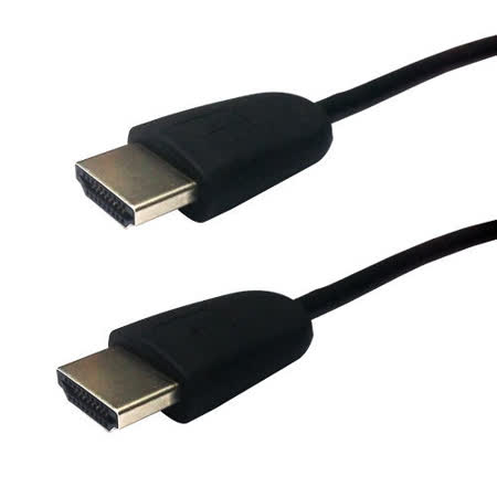 HDMI 1.3版超細線1米(標準A公對A公)