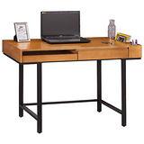 【幸福屋】Ned 4尺柚木色電腦書桌