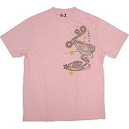 春夏短袖T恤◇波乘的人生◇《粉紅色》