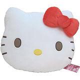 【波克貓哈日網】Hello kitty 凱蒂貓◇造型抱枕◇《紅底彩字》小