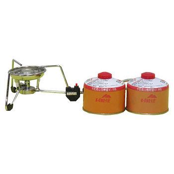 卡旺 高山野炊瓦斯爐組K1-008