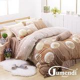 【法國Jumendi-和風幻境】台灣製加大六件式特級純棉床罩組