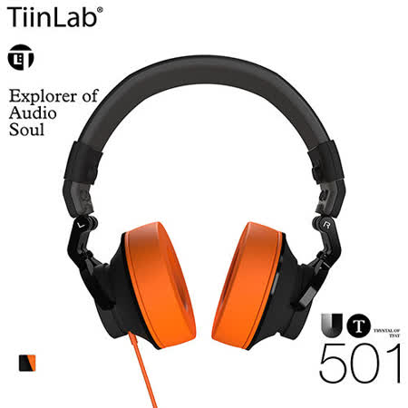 Tiinlab Universe of TFAT UT 全域系列-UT501 耳罩式耳機