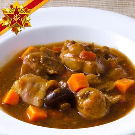 【五星御廚養身宴】蠔油香菇雞
