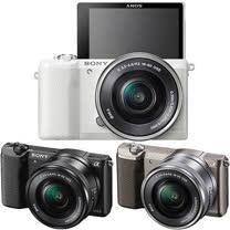 SONY A5100L 16-50mm單鏡組(公司貨)送32G 原廠高速卡+專用電池+座充+復古皮套+清潔組+保護貼+讀卡機+迷你腳架-10/29止