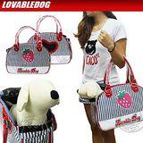 Lodog《草莓寵物包》