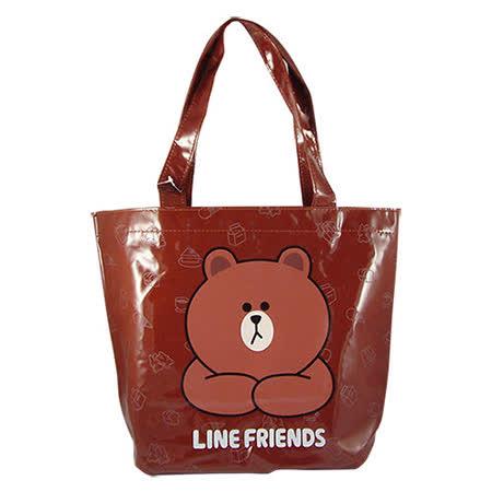 【LINE FRIENDS】熊大造型 防水萬用袋 (LI-5494 )