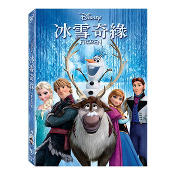 冰雪奇緣 DVD 博偉