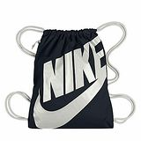 【Nike】2014時尚大LOGO黑色運動休閒小後背包【預購】