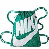 【Nike】2014時尚大LOGO綠色運動休閒小後背包【預購】