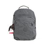 【Kipling】比利時品牌 15吋電腦後背包 鐵灰 K-374-5015-845