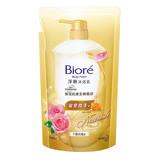 ★2件超值組★《蜜妮》淨嫩沐浴乳補充包-寵愛潤澤型-千葉玫瑰香700ml