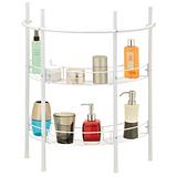 【ikloo】 洗手台收納架/水槽下收納架