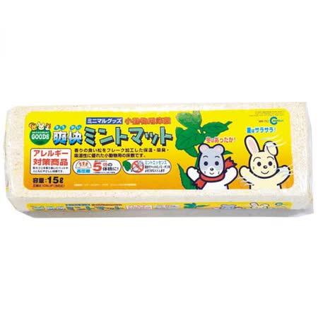 【真心勸敗】gohappy快樂購物網【二入組】日本Marukan 薄荷消臭木屑,柔軟好舒適去哪買愛 買 麥當勞