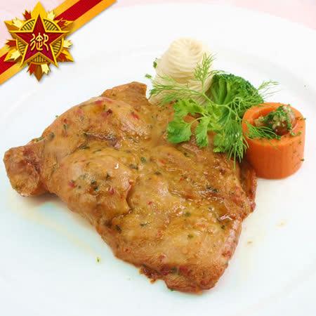 【五星御廚養身宴】無國界生醃肉品系-法式迷迭香雞腿(生)
