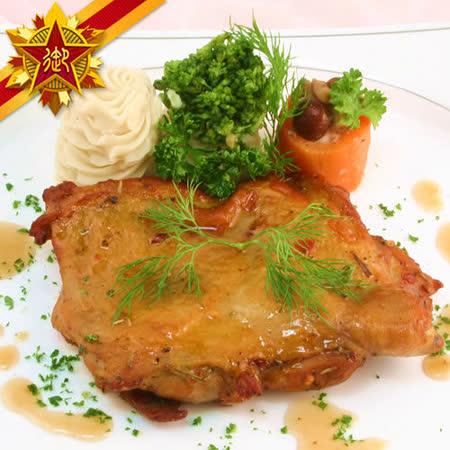 【五星御廚養身宴】無國界生醃肉品系列 - 泰式檸檬雞腿(生)