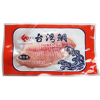 極鮮現流台灣鯛魚片1片(110~130g/片)