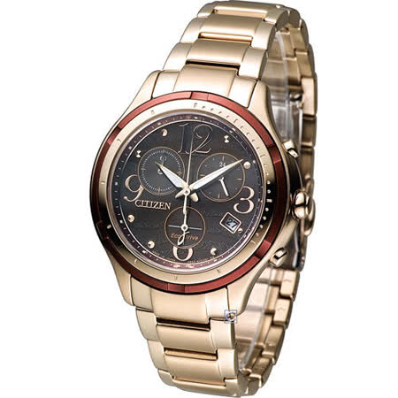 CITIZEN L系列 簡約輕時尚腕錶 FB1373-52W