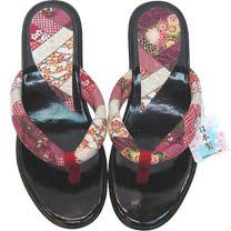 【波克貓哈日網】日本製草履◇COLOSOLFE◇《和服夾腳涼鞋》