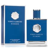 VINCE CAMUTO 文斯.卡穆托 HOMME 藍色地中海男性淡香水(50ml)-送體香膏&針管