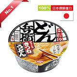 日本日清兵衛油豆腐烏龍麵96g