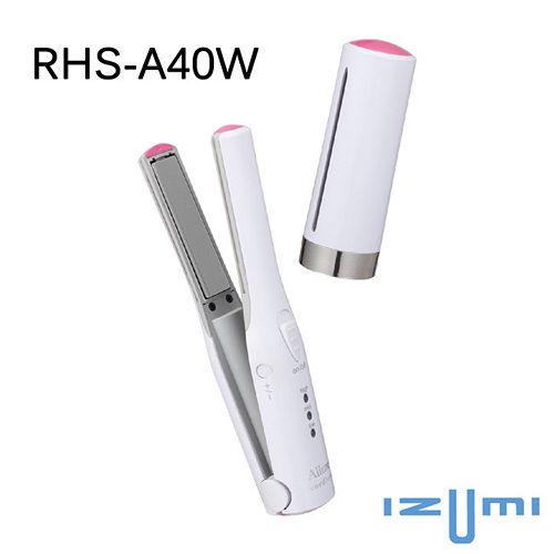 日本Allure無線直捲髮器(4in1)-白色RHS-A40W
