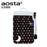 AOSTA CHOUCHOU 繽紛手機袋(紅色星點)