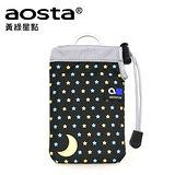 AOSTA CHOUCHOU 繽紛手機袋(黃綠星點)