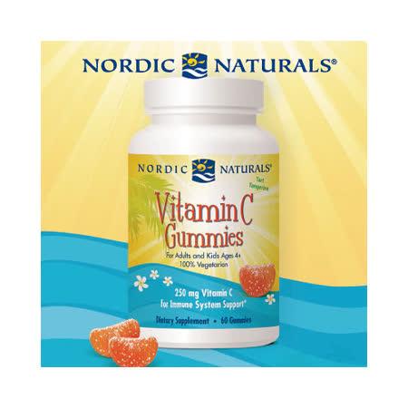 【Nordic Naturals】北歐天然 CC 軟糖(60顆 / 單瓶裝)
