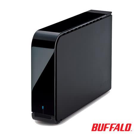 Buffalo 3.5吋LXL系列4TB USB3.0 儲存大容量硬碟