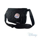 美國品牌【Disney】運動幾何側背包
