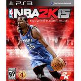 SONY PS3遊戲《NBA 2K15》亞洲中文版