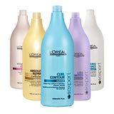 LOREAL 萊雅 洗髮乳/潔髮露系列 1500ml (共五款)