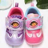 【童鞋城堡】朵拉普普風電燈休閒鞋DR87063