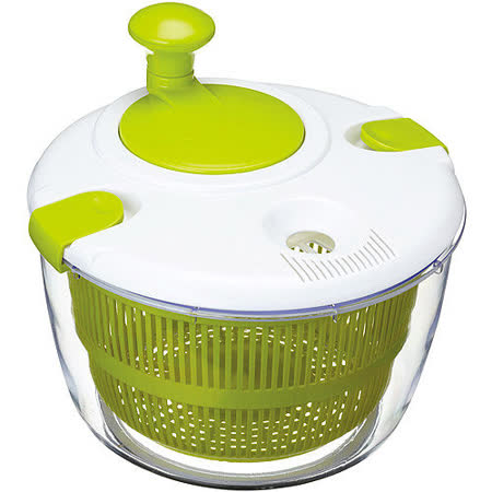 《KitchenCraft》蔬菜脫水器(白綠)