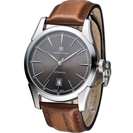 Hamilton 漢米爾頓 TIMELESS CLASSIC 自由精神機械錶 H42415591