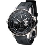 Hamilton 漢米爾頓 Khaki X-Wind御風者自動計時腕錶 H77766331