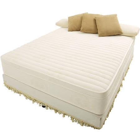 TOTOMI 簡約日本風格包覆式三線舒適獨立筒3.5尺單人床墊
