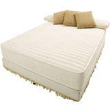 TOTOMI 簡約日本風格包覆式三線舒適獨立筒7尺雙人特大床墊