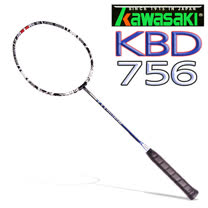 Kawasaki 高級碳纖維羽球拍-蓋世無雙(項羽)