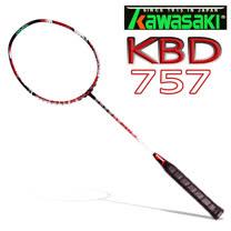 Kawasaki 高級碳纖維羽球拍-勇而有義(關公)