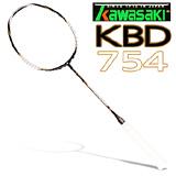 Kawasaki SP WOVEN 高級碳纖維羽球拍