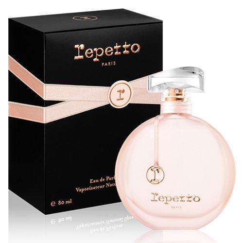 Repetto 香榭芭蕾女性淡香精 80ml【贈】同品牌護手霜x1+Repetto 絕美女性托特包x1