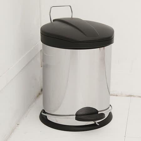 【勸敗】gohappy快樂購物網【ikloo】不鏽鋼腳踏垃圾桶-12L效果好嗎happy go 快樂 購