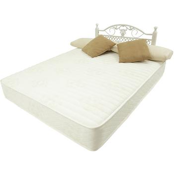 TOTOMI 簡約日本風格二線立體加厚獨立筒5尺雙人床墊