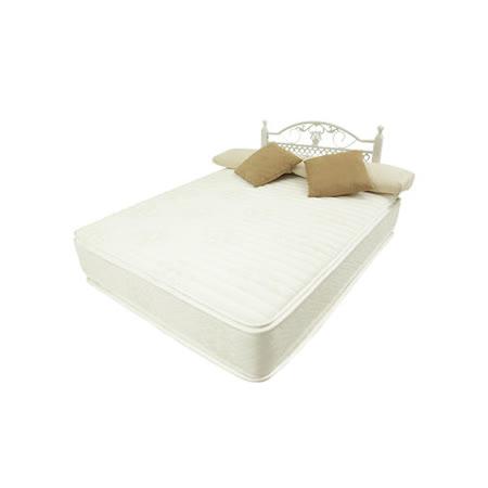 TOTOMI 簡約日本風格四線立體加厚獨立筒5尺雙人床墊