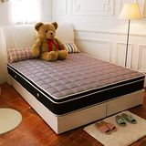 TOTOMI 透氣網布包覆式三線獨立筒7尺雙人特大床墊