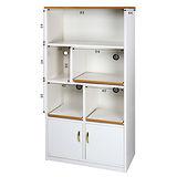 《顛覆設計》潮濕剋星~防水塑鋼3x6尺餐櫃