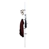 【ikloo】頂天立地全方位衣帽架/掛衣架